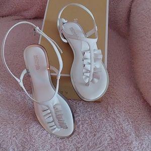 Michael Kors Bella Thong Sandal